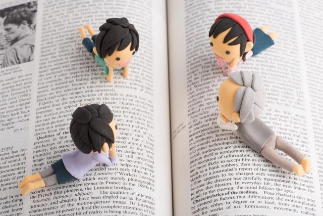 本と友達は選びなさい 2